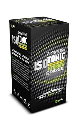 IsoTonic, Lemon Ice Tea - 10 x 40g versandkostenfrei/portofrei bestellen/kaufen