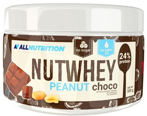 Nutwhey, Peanut Caramel - 500g versandkostenfrei/portofrei bestellen/kaufen