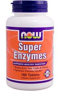 Super Enzymes - 180 tablets versandkostenfrei/portofrei bestellen/kaufen