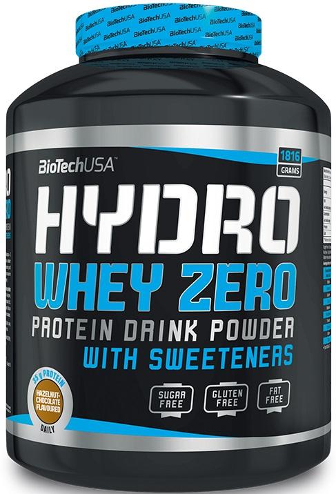Hydro Whey Zero, Vanilla - 1816g versandkostenfrei/portofrei bestellen/kaufen