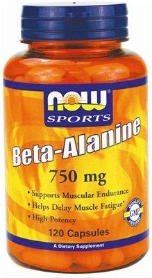 Beta Alanine, 750mg (Caps) - 120 caps versandkostenfrei/portofrei bestellen/kaufen