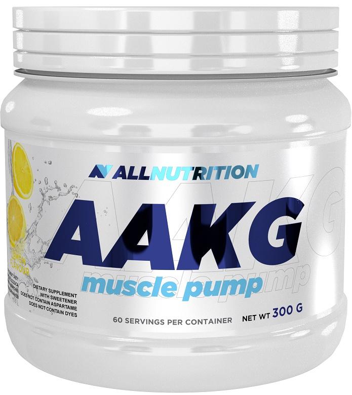 AAKG Muscle Pump, Lemon - 300g versandkostenfrei/portofrei bestellen/kaufen