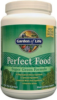 Perfect Food Super Green Formula, Powder - 600g versandkostenfrei/portofrei bestellen/kaufen