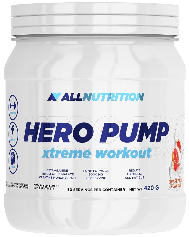 Hero Pump, Orange - 420g versandkostenfrei/portofrei bestellen/kaufen