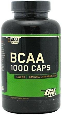 BCAA 1000 - 200 caps versandkostenfrei/portofrei bestellen/kaufen