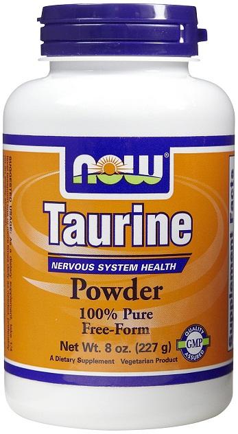 Taurine, Powder - 227g versandkostenfrei/portofrei bestellen/kaufen