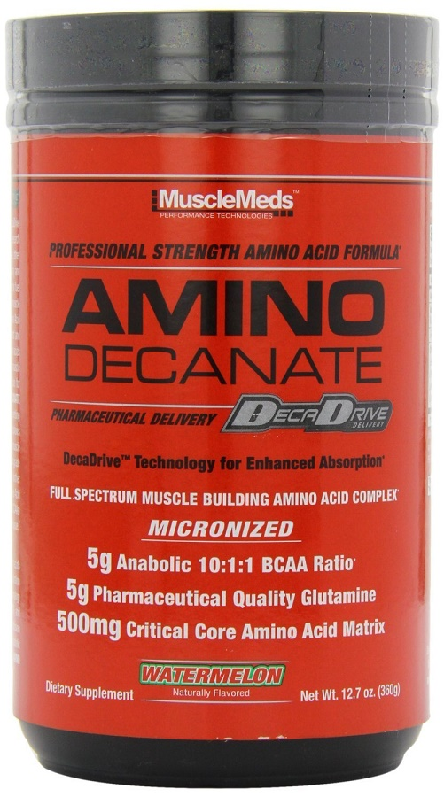 Amino Decanate, Fruit Punch - 381g versandkostenfrei/portofrei bestellen/kaufen