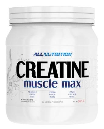 Creatine Muscle Max - 500g versandkostenfrei/portofrei bestellen/kaufen