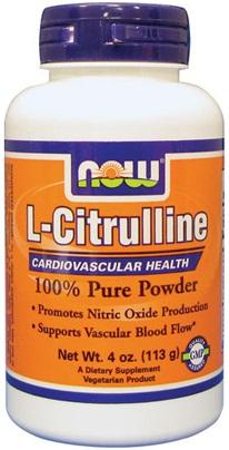 L-Citrulline, 100% Pure Powder - 113g versandkostenfrei/portofrei bestellen/kaufen