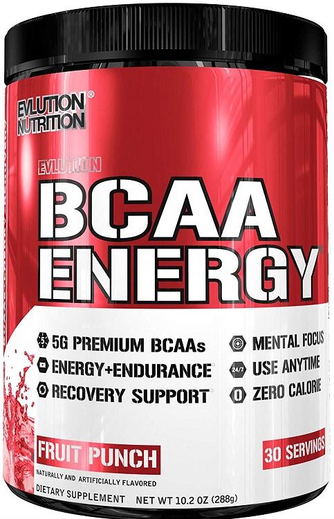 BCAA Energy, Strawberry Limeade - 273g versandkostenfrei/portofrei bestellen/kaufen