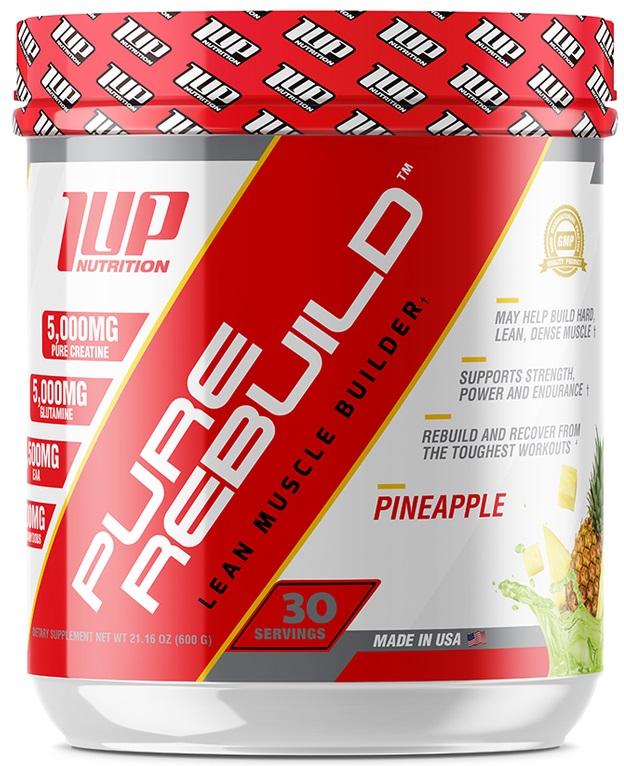 Pure Rebuild, Pineapple - 600g versandkostenfrei/portofrei bestellen/kaufen