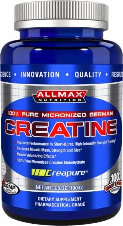 AllMax Nutrition Creatine Monohydrate - 100g