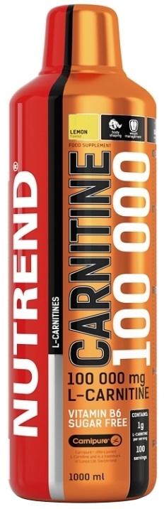 Carnitine 100 000, Lemon - 1000 ml. versandkostenfrei/portofrei bestellen/kaufen
