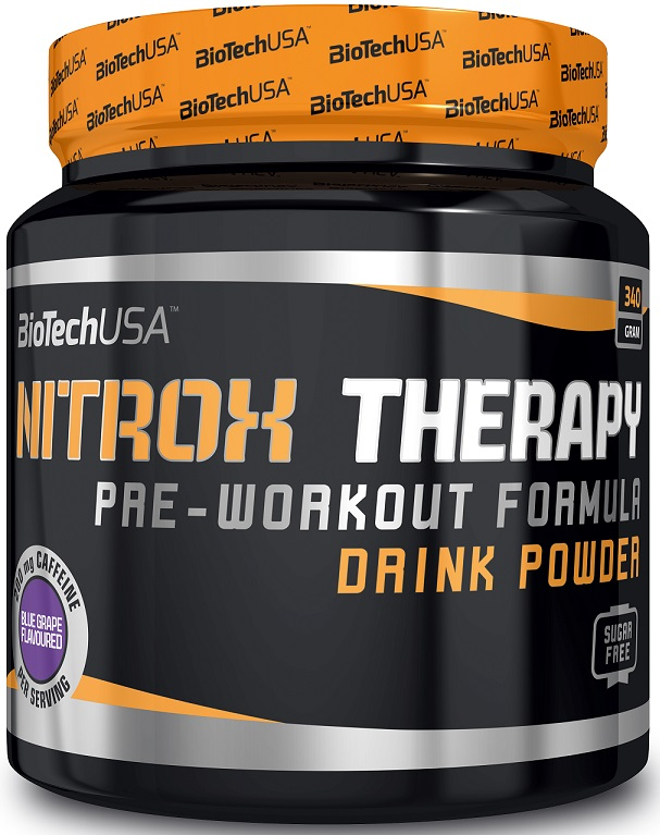 Nitrox Therapy, Cranberry - 340g versandkostenfrei/portofrei bestellen/kaufen