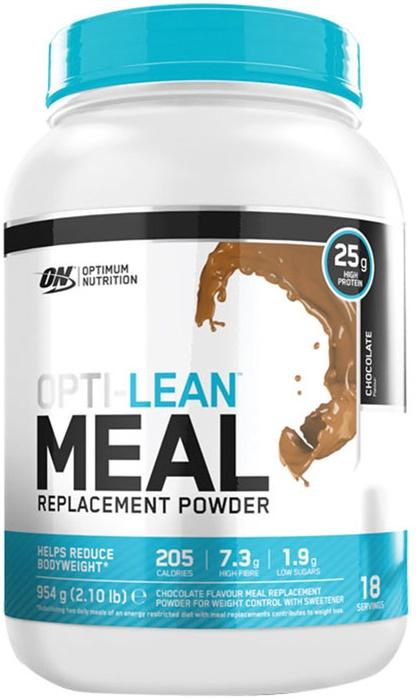 Opti Lean Meal Replacement Powder, Strawberry - 954g versandkostenfrei/portofrei bestellen/kaufen