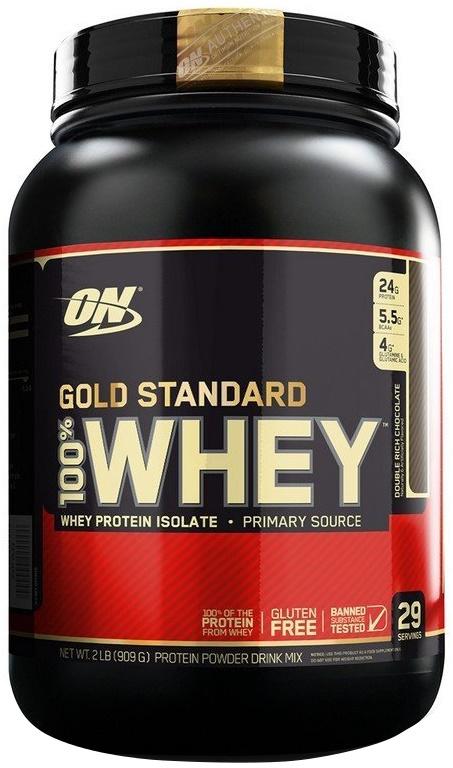 Gold Standard 100% Whey, Chocolate Hazelnut - 896g versandkostenfrei/portofrei bestellen/kaufen