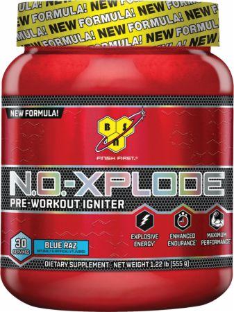 NO Xplode 3.0, Fruit Punch - 600g versandkostenfrei/portofrei bestellen/kaufen