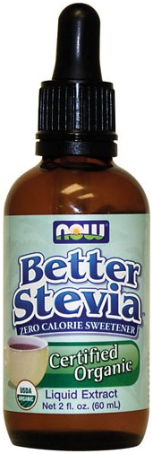 Better Stevia - Liquid Extract, Organic - 60 ml. versandkostenfrei/portofrei bestellen/kaufen