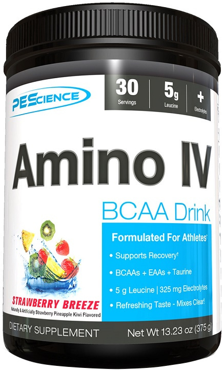 Amino IV, Sour Green Apple - 381g versandkostenfrei/portofrei bestellen/kaufen