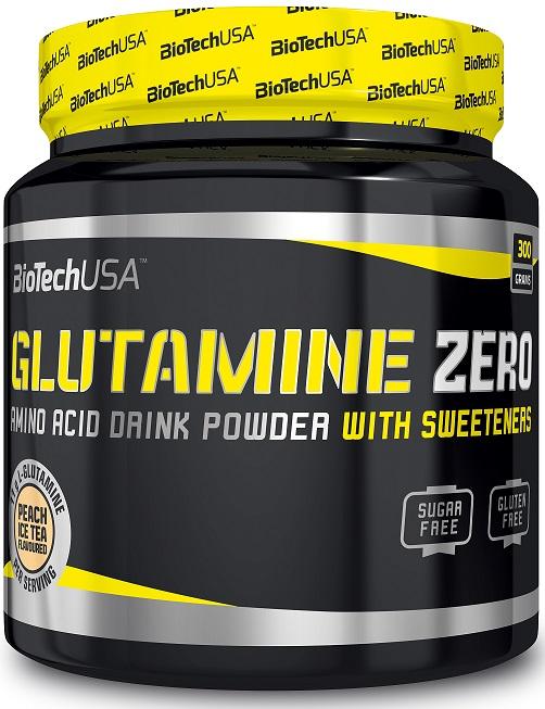 Glutamine Zero, Peach Ice Tea - 300g versandkostenfrei/portofrei bestellen/kaufen