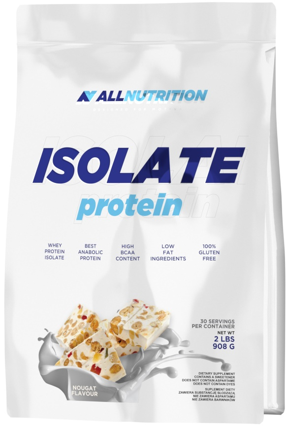 Isolate Protein, Vanilla - 2000g versandkostenfrei/portofrei bestellen/kaufen