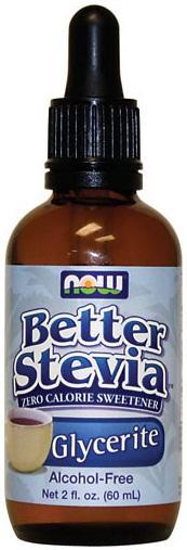 Better Stevia - Glycerite, Alcohol-Free - 60 ml. versandkostenfrei/portofrei bestellen/kaufen