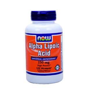 Alpha Lipoic Acid, 250mg - 120 caps versandkostenfrei/portofrei bestellen/kaufen