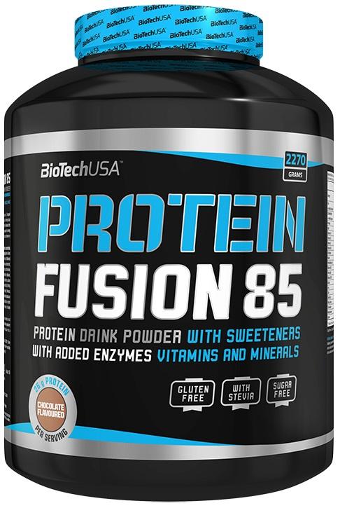 Protein Fusion 85, Strawberry - 2270g versandkostenfrei/portofrei bestellen/kaufen
