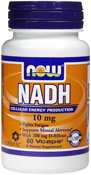 NADH, 10mg - 60 vcaps versandkostenfrei/portofrei bestellen/kaufen