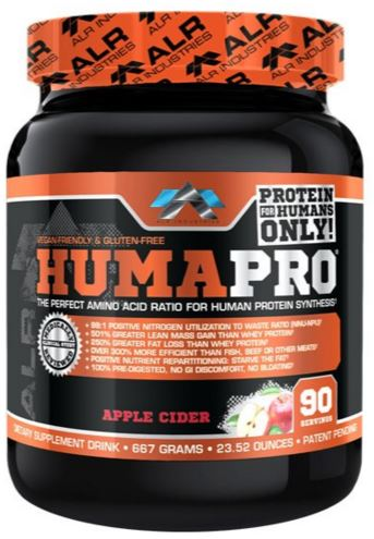 HumaPro, Green Apple Candy - 667g versandkostenfrei/portofrei bestellen/kaufen
