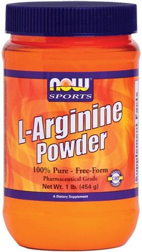 L-Arginine, 100% Pure Powder - 454g versandkostenfrei/portofrei bestellen/kaufen