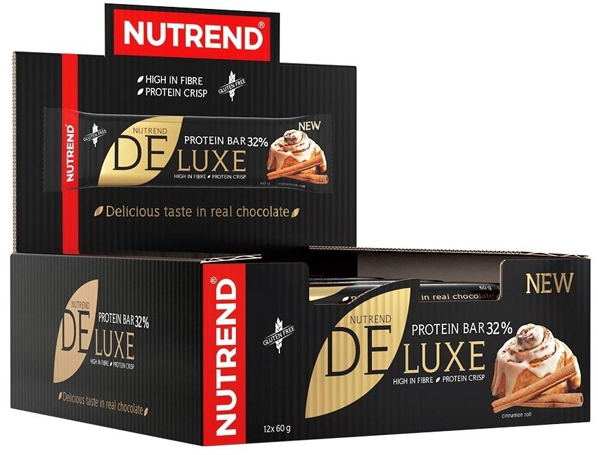 Deluxe Protein Bar, Strawberry Cheesecake - 12 bars versandkostenfrei/portofrei bestellen/kaufen