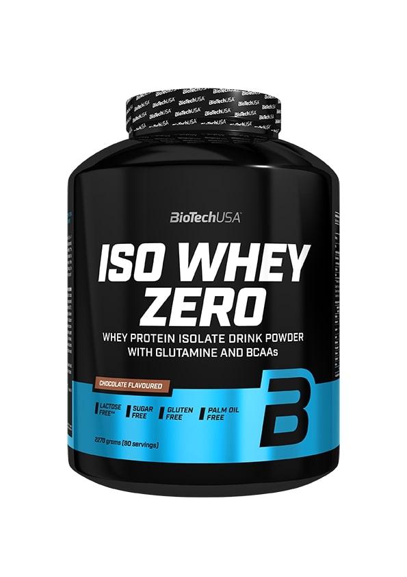 Iso Whey Zero, Vanilla-Cinnamon Roll - 2270g versandkostenfrei/portofrei bestellen/kaufen