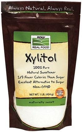 Xylitol, 100% Pure - 454g versandkostenfrei/portofrei bestellen/kaufen