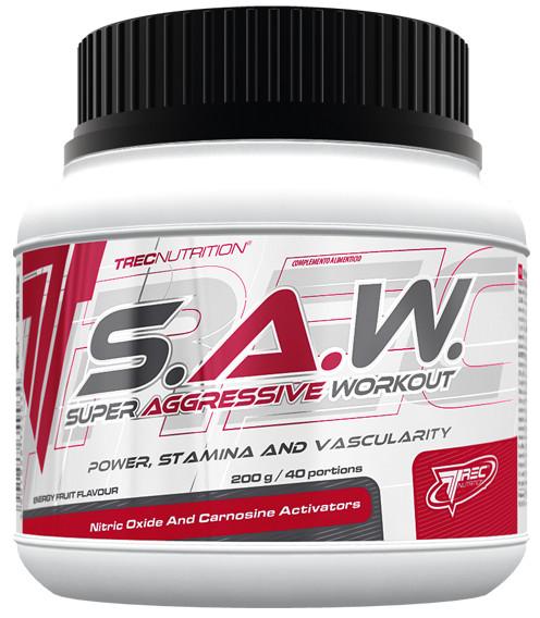 S.A.W. Powder, Wildberry - 200g versandkostenfrei/portofrei bestellen/kaufen