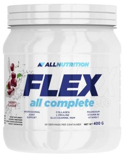 Flex All Complete, Strawberry - 400g versandkostenfrei/portofrei bestellen/kaufen