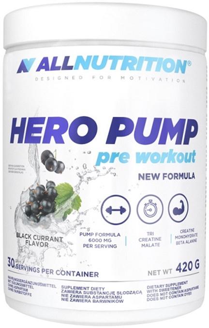 Hero Pump, Lemon - 420g versandkostenfrei/portofrei bestellen/kaufen