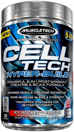 Cell-Tech Hyper-Build, Extreme Fruit Punch - 485g versandkostenfrei/portofrei bestellen/kaufen