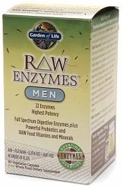 RAW Enzymes Men, Men - 90 vcaps versandkostenfrei/portofrei bestellen/kaufen