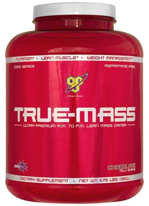 True Mass, Strawberry Milk Shake - 2640g versandkostenfrei/portofrei bestellen/kaufen