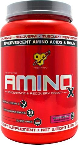 Amino X, Blue Razz - 1010g versandkostenfrei/portofrei bestellen/kaufen