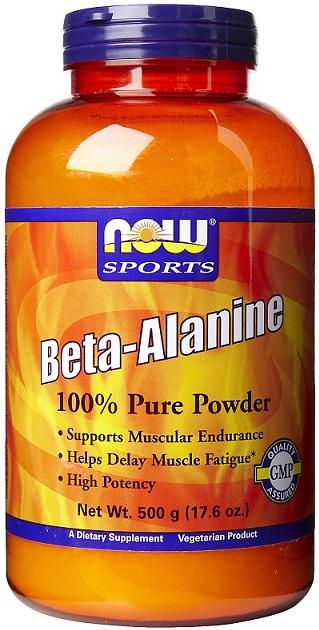 Beta Alanine, 2000mg (Powder) - 500g versandkostenfrei/portofrei bestellen/kaufen