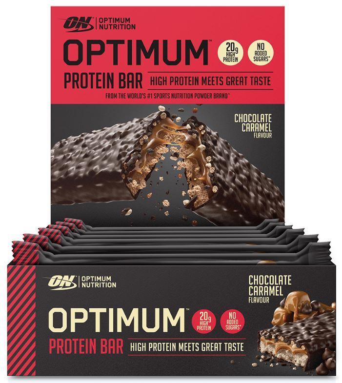 Protein Bar, Chocolate Caramel - 10 bars versandkostenfrei/portofrei bestellen/kaufen