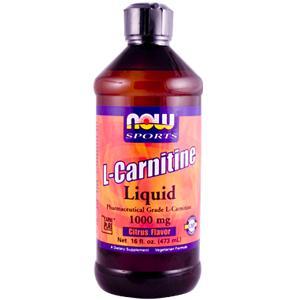 L-Carnitine Liquid, 1000mg Citrus Flavor - 450 ml. versandkostenfrei/portofrei bestellen/kaufen