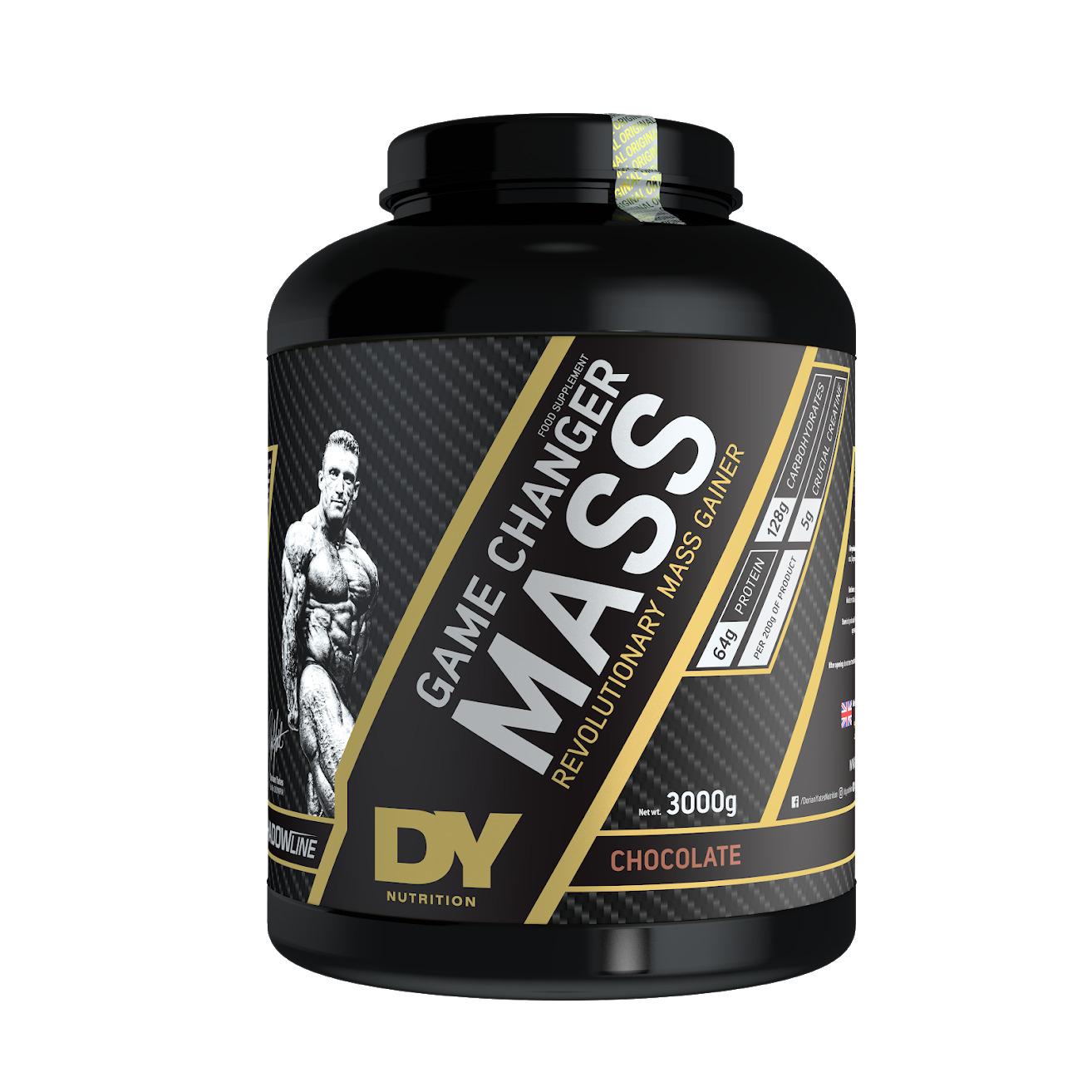 Game Changer Mass, Chocolate-Nuts - 3000g versandkostenfrei/portofrei bestellen/kaufen