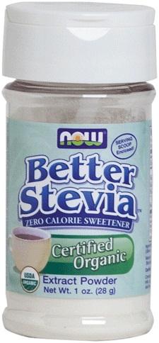 Better Stevia - Extract Powder, Organic - 28g versandkostenfrei/portofrei bestellen/kaufen