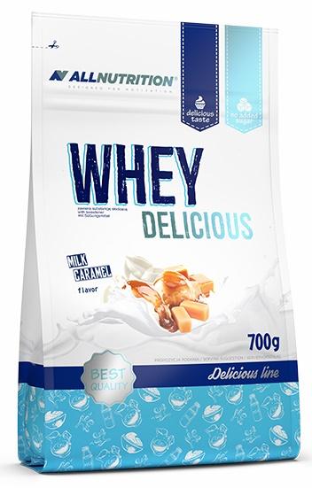 Whey Delicious, Vanilla with Banana - 700g versandkostenfrei/portofrei bestellen/kaufen