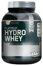 Platinum Hydrowhey, Velocity Vanilla - 1590g versandkostenfrei/portofrei bestellen/kaufen
