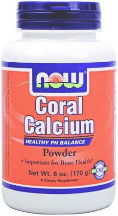 Coral Calcium, 3000mg (Powder) - 170g versandkostenfrei/portofrei bestellen/kaufen