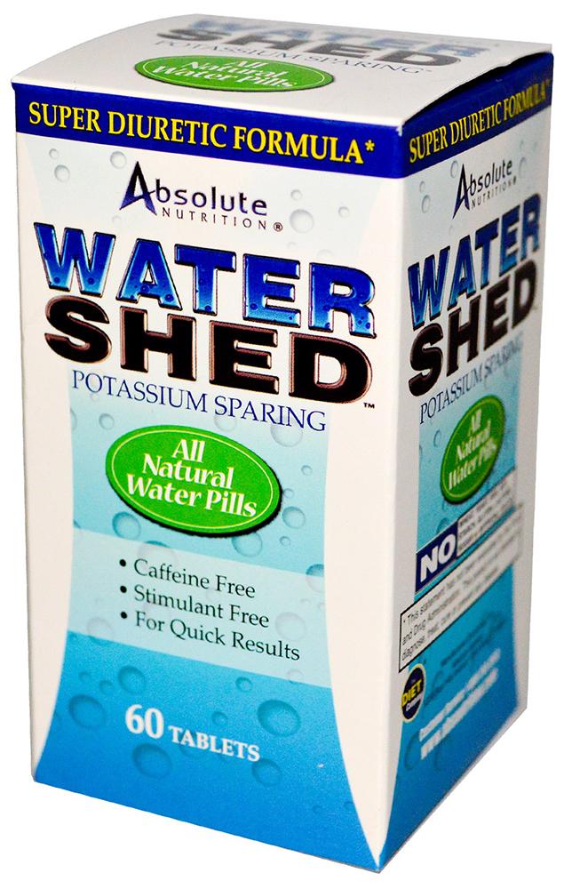 Watershed - 60 tablets versandkostenfrei/portofrei bestellen/kaufen